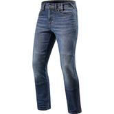 Rev It Brentwood SF Classic Blue Used Motorcycle Jeans