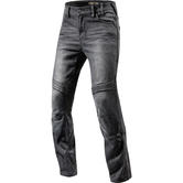 Rev It Moto Black Motorcycle Jeans