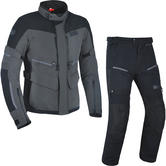 Oxford Mondial Advanced Motorcycle Jacket & Trousers Tech Green/Tech Black Kit