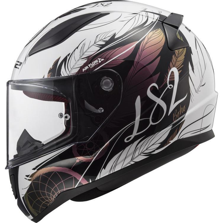 LS2 FF353 Rapid Boho Motorcycle Helmet