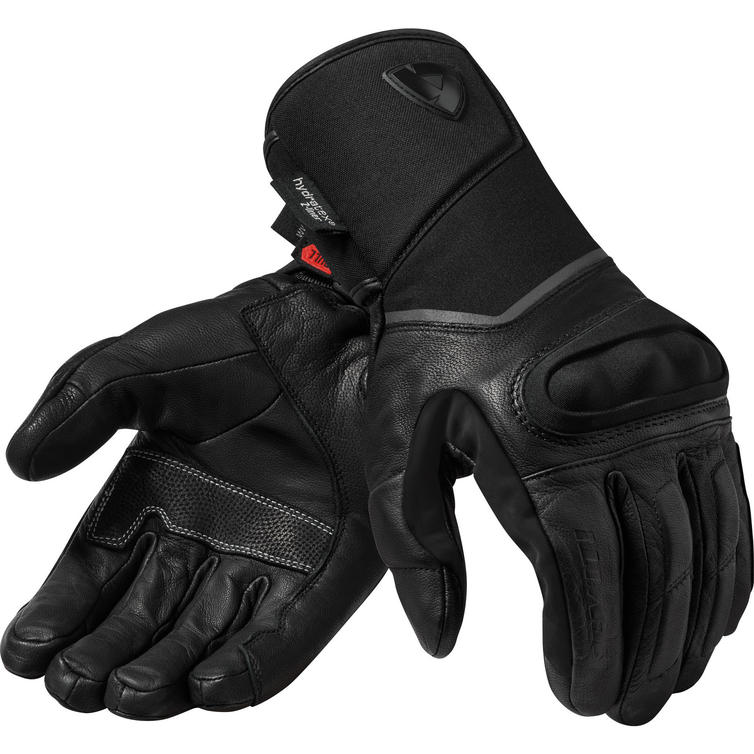 Rev It Summit 3 H2O Leather Motorcycle Gloves