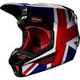 Fox Racing 2019 V1 Regl SE Motocross Helmet