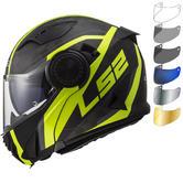 LS2 FF313 Vortex Frame Motorcycle Helmet & FREE Visor