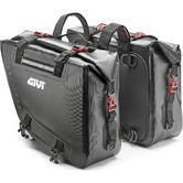 Givi Gravel-T Range Waterproof Side Bags 15+15L Black (GRT718)