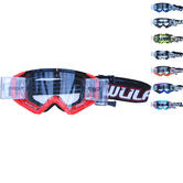 Wulf WV Roll-Off Motocross Goggles