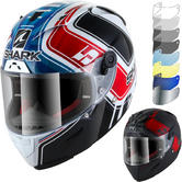 Shark Race-R Pro Zarco GP de France Motorcycle Replica Helmet & Visor