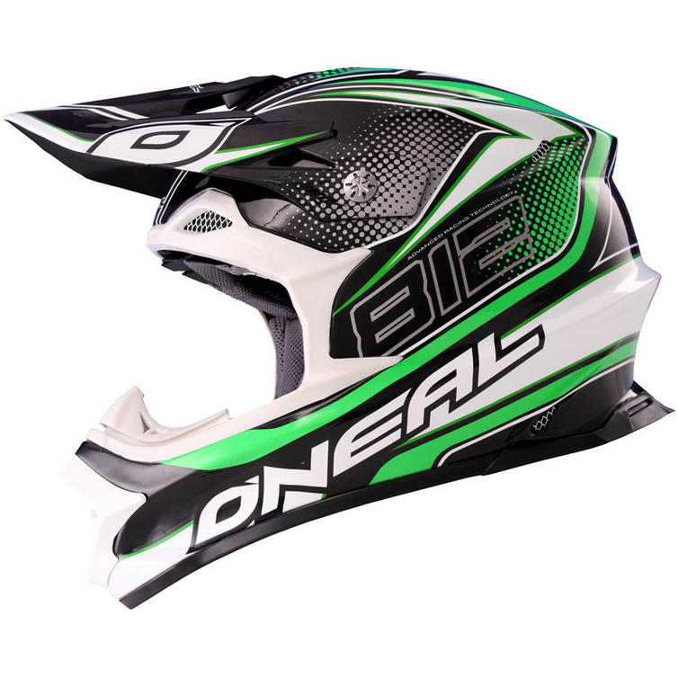 oneal 812 graphic motocross helmet helmets. Black Bedroom Furniture Sets. Home Design Ideas