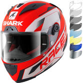 Shark Race-R Pro Sauer Motorcycle Helmet & Visor