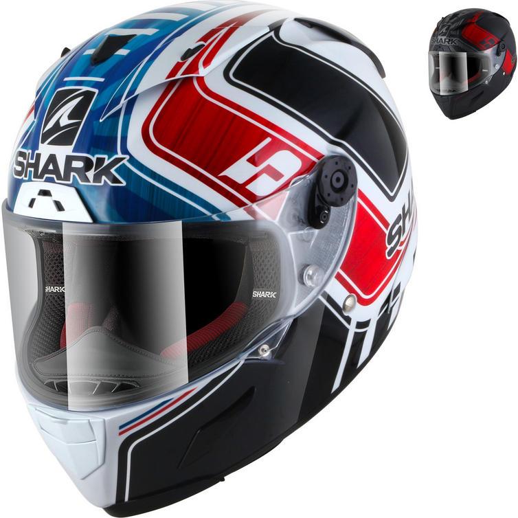 Shark Race-R Pro Zarco GP de France Replica Motorcycle Helmet
