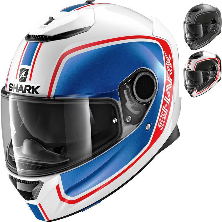 Shark Spartan Priona Motorcycle Helmet
