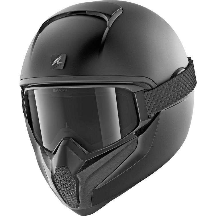 Shark Vancore 2 Blank Motorcycle Helmet