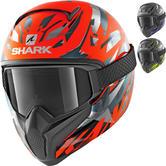 Shark Vancore 2 Kanjhi Motorcycle Helmet