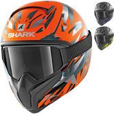Shark Vancore 2 Kanhji Motorcycle Helmet