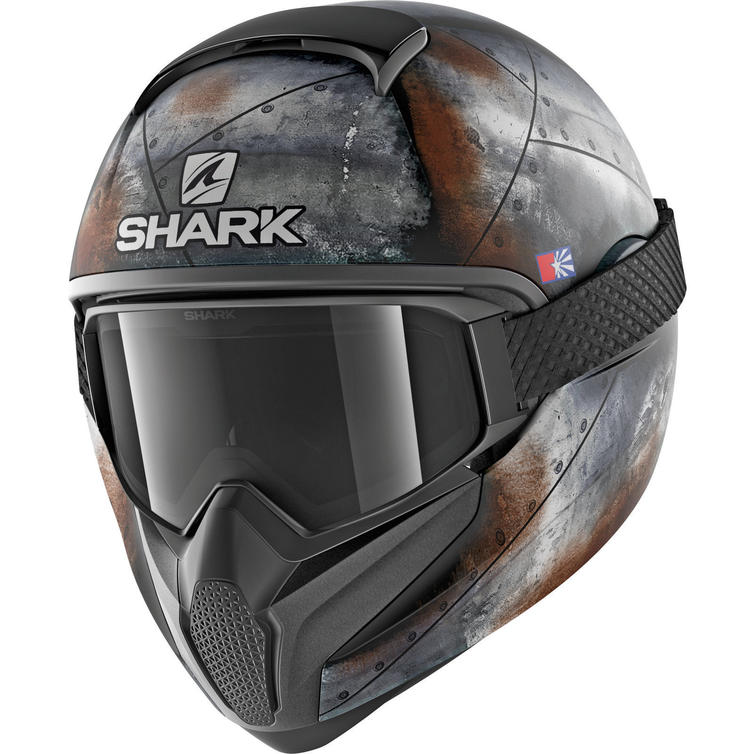 Shark Vancore 2 Flare Motorcycle Helmet
