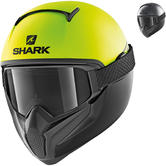 Shark Vancore 2 Street Neon Motorcycle Helmet
