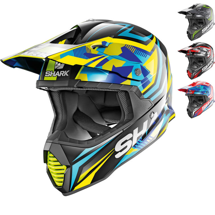 Shark Varial Tixier Replica Motocross Helmet