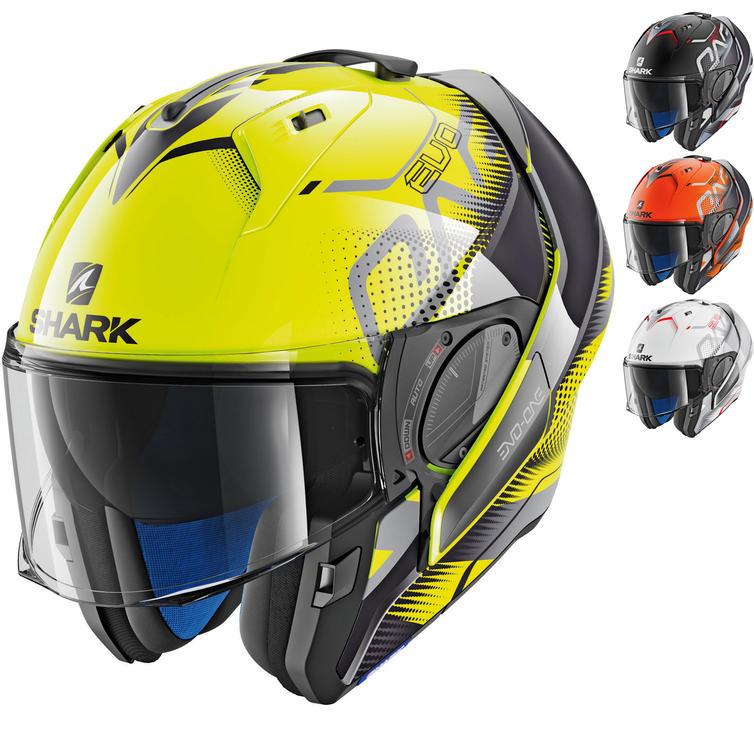 Shark Evo-One 2 Keenser Flip Front Motorcycle Helmet