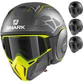 Shark Street-Drak Hurok Open Face Motorcycle Helmet