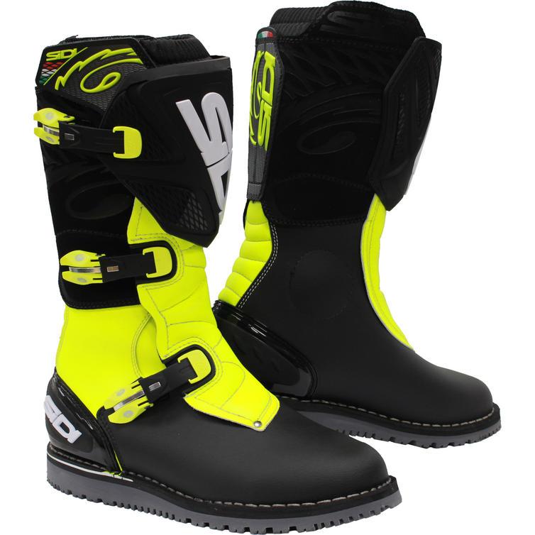 Sidi Trial Zero.1 Raga Limited Edition Motorcycle Boots