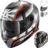 Shark Spartan Zarco Malaysian GP Motorcycle Helmet & Visor