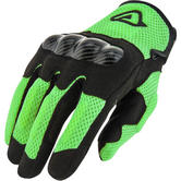 Acerbis Ramsey My Vented Motocross Gloves L Green