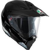 AGV AX-8 Dual Sport Evo Wild Frontier Motorcycle Helmet S Black White