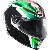 AGV Corsa R E2205 Balda 2016 Full Face Motorcycle Helmet L Black Italy