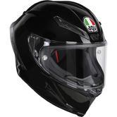 AGV Corsa R E2205 Solid Full Face Motorcycle Helmet S Black