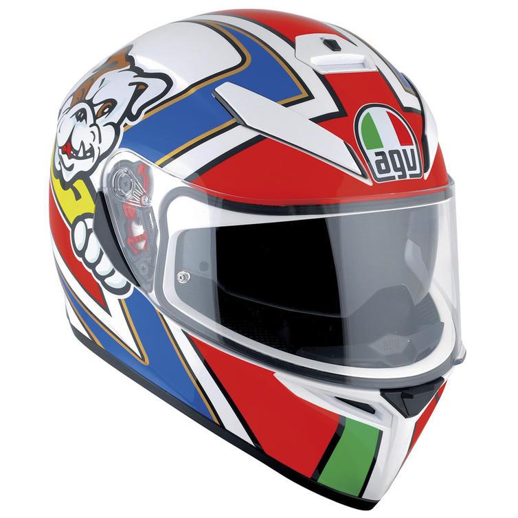 AGV K-3 SV E2205 Multi Marini Full Face Motorcycle Helmet XL Multi