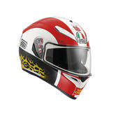 AGV K-3 SV Simoncelli Replica Full Face Motorcycle Helmet 2XL Multicoloured