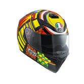 AGV K-3 SV Elements Full Face Motorcycle Helmet XS Multicoloured