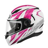 Airoh Movement Strong Full Face Motorcycle Helmet M Pink White