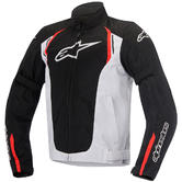 Alpinestars Ast Air Textile Motorcycle Jackets 2XL Black White Red