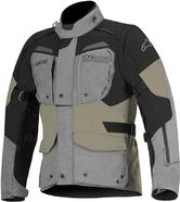 Alpinestars Durban 2016 Motorcycle Jacket 50 Grey Black Sand (UK 40)