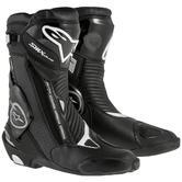 Alpinestars SMX Plus Motorcycle Boots 41 Black