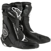 Alpinestars SMX Plus Motorcycle Boots 42 Black