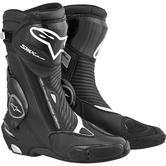 Alpinestars SMX Plus Motorcycle Boots 43 Black