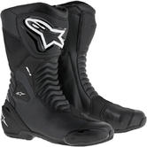 Alpinestars SMX-S Motorcycle Boots 36 Black