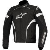 Alpinestars T-GP Plus R V2 Motorcycle Jacket S Black White