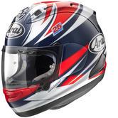 Arai RX-7V Vinales Replica Full-Face Motorcycle Helmet M Red White Blue