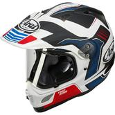 Arai TOUR-X4 Vision Dual Sport Helmet M Red White Blue
