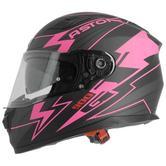 Astone GT900 Arrow Full-Face Motorcycle Helmet M Pink