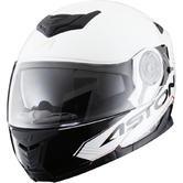 Astone RT1200G Flip-Up Motorcycle Helmet M White Black