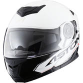 Astone RT1200G Flip-Up Motorcycle Helmet S White Black