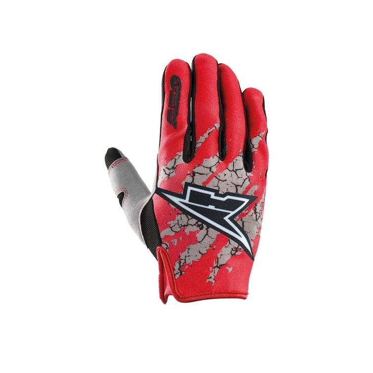 Axo SX Evo Motocross Gloves XXL Red