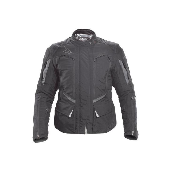 Axo Atlantis Ladies Motorcycle Jacket M Black