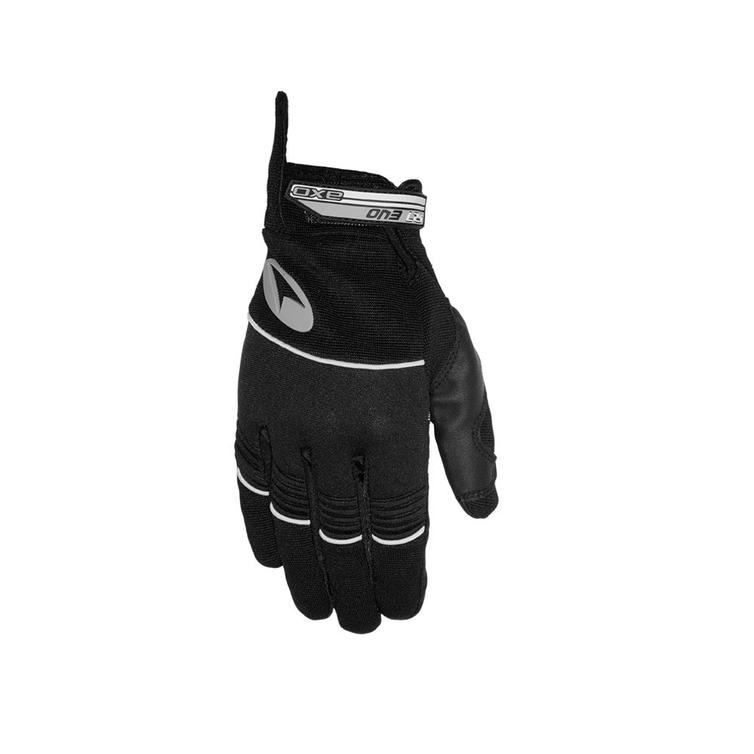 Axo S27 Pro Motocross Gloves XS Black