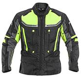 Axo Orlando Motorcycle Jacket 3XL Black Yellow