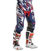 Axo Grunge Motocross Pants 54 White Blue (UK 38)