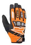 Axo Whip Youth Motocross Gloves XL Orange Thumbnail 1